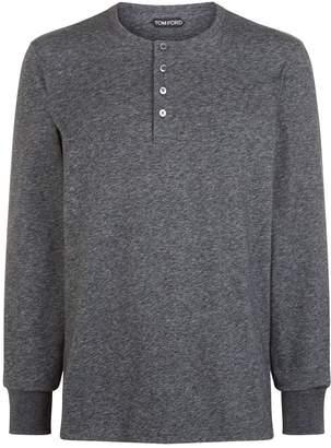 Tom Ford Jesse Cotton T-Shirt