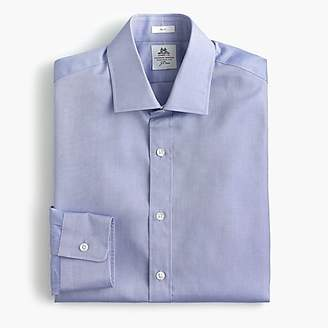 J.Crew Thomas Mason® for two-ply dress shirt in royal oxford cotton