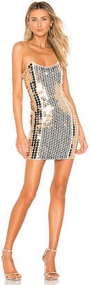 h:ours Gitana Mini Dress