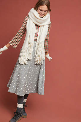 Maeve Snow Flurry Skirt