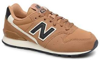 New Balance Kids's KJ996 M Lace-up Trainers in Beige