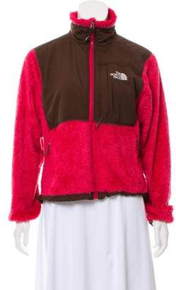 The North Face Stand-Collar Casual Jacket