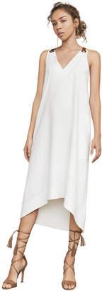 BCBGMAXAZRIA Kristen A-Line High-Low Dress