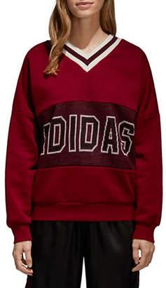 adidas Adibreak V-Neck Sweater