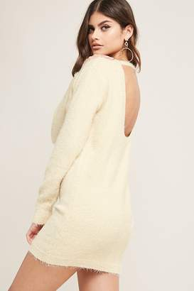Forever 21 Fuzzy Knit Tunic