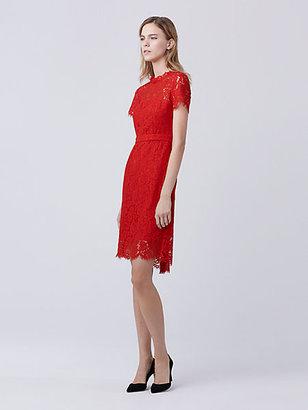 Alma Lace Dress $468 thestylecure.com