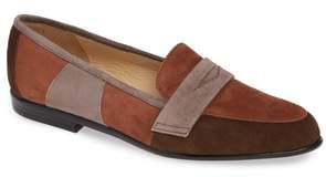 Amalfi by Rangoni Oriana Colorblock Penny Loafer