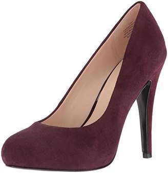Nine West Women's Saymyname Suede Dress Pump