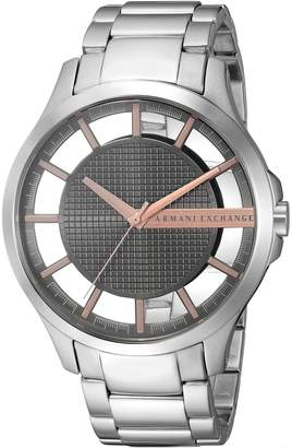 Armani Exchange A|X  Men's AX2199 Rose Gold and Watch