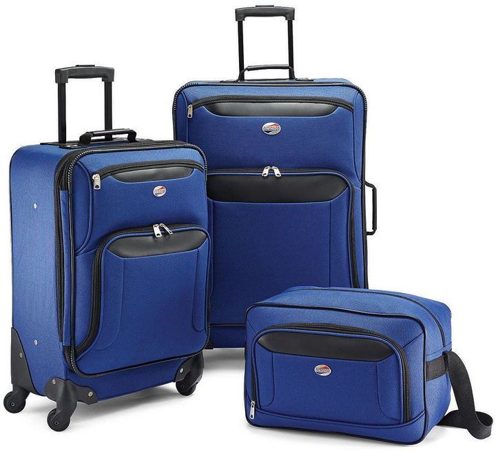 American TouristerAmerican Tourister Brookfield 3-Piece Spinner Luggage Set