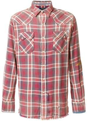 Polo Ralph Lauren classic western shirt
