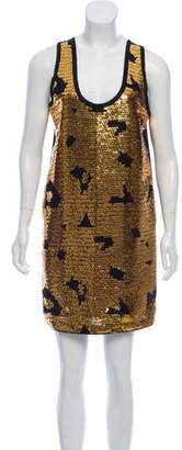 See by Chloe Sequined Mini Dress w/ Tags