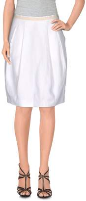 Malo Knee length skirts - Item 35306342UE