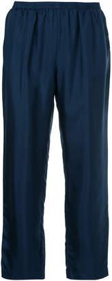 Gold Hawk elasticated waist trousers