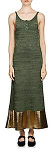J.W.Anderson WOMEN'S KNIT FITTED TANK DRESS