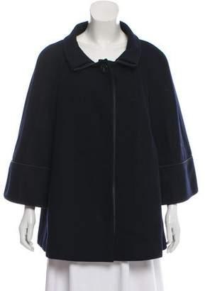 Max Mara Wool Short Coat