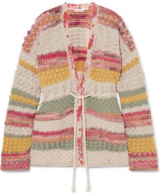 7c5f762b93 Striped Cardigan - ShopStyle UK