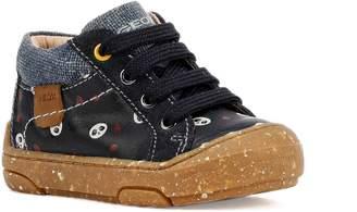 Geox x WWF Jay J. Lace-Up Sneaker