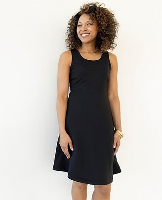Women Right Now Dress In French Terry $98 thestylecure.com