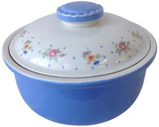 One Kings Lane Vintage Midcentury Lidded Casserole Dish - Auctiondogs505