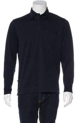 Victorinox Long Sleeve Polo Shirt w/ Tags