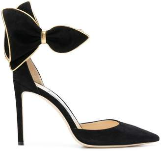 Jimmy Choo Kelley 100 pumps