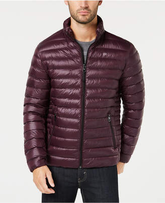 Calvin Klein Men Packable Down Quilted Jacket