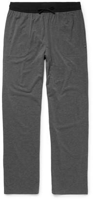Hugo Boss Stretch Cotton and Modal-Blend Pyjama Trousers $70 thestylecure.com