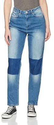H.I.S Women's Chic Boyfriend Jeans