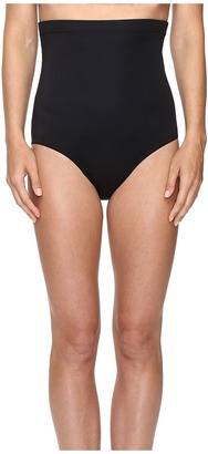 Magicsuit - Solids High Waisted Brief Women's Swimwear $82 thestylecure.com