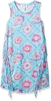 Jessica Simpson Big Girls' Alexia Fringe Dress