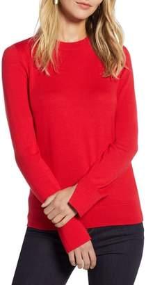 Halogen Slit Sleeve Sweater