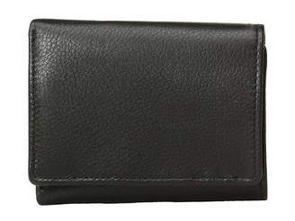 Perry Ellis Portfolio Park Ave Flip-Up Trifold