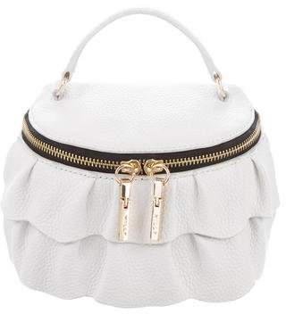 Milly Leather Mini Crossbody Bag