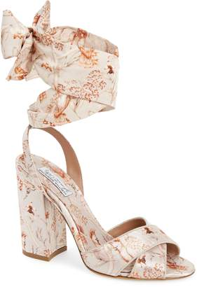 Tabitha Simmons Connie Wrap Lace-Up Sandal