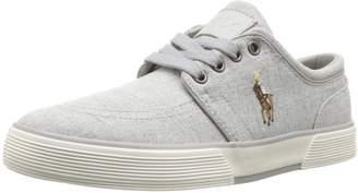 Polo Ralph Lauren Men's Faxon Low Sneaker, 7 D US