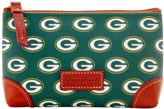 Dooney & Bourke NFL Packers Cosmetic Case