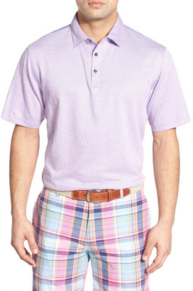 Peter Millar Solid Pique Polo $135 thestylecure.com