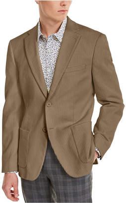 Bar III Men Slim-Fit Wide-Wale Corduroy Sport Coat