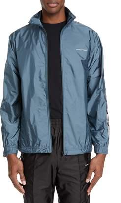 Off-White Zip Track Jacket