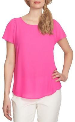 Women's Cece Crepe Blouse $69 thestylecure.com