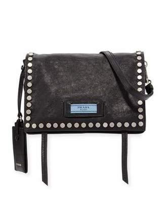 Prada Etiquette Small Leather Crossbody Bag $2,280 thestylecure.com