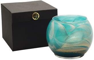 Esque Northern Lights Bright Turquoise Candle