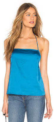 by the way. Brenna Satin Halter Top