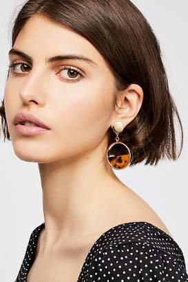 Zhuu Half Time Single Earring