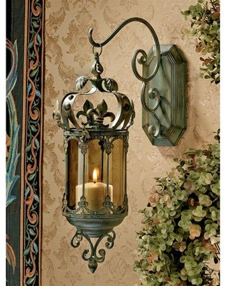 Toscano Design Crown Royale Hanging Pendant Lantern