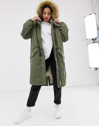 Tommy Jeans parka coat