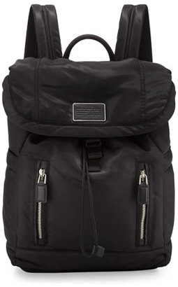 MARC by Marc Jacobs Palma Nylon Backpack, Black $298 thestylecure.com