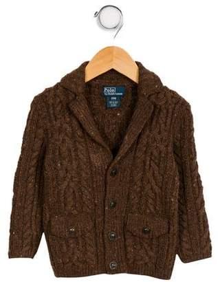 Polo Ralph Lauren Infant Boys' Wool Knit Cardigan