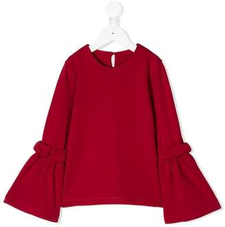 Lapin House bell sleeves top